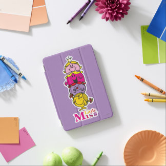Little Miss | Little Miss Standing Tall iPad Mini Cover