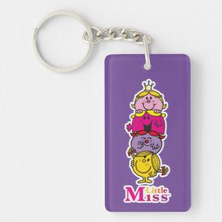 Little Miss | Little Miss Standing Tall Keychain
