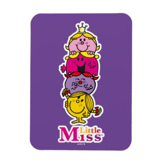 Little Miss | Little Miss Standing Tall Magnet