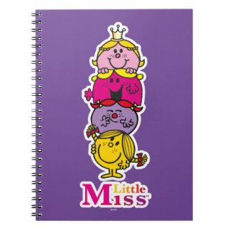 Little Miss | Little Miss Standing Tall Notebook