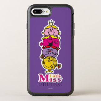 Little Miss | Little Miss Standing Tall OtterBox Symmetry iPhone 8 Plus/7 Plus Case