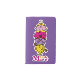 Little Miss | Little Miss Standing Tall Pocket Moleskine Notebook