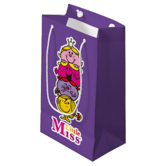 Little Miss | Little Miss Standing Tall Small Gift Bag