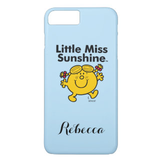 Little Miss | Little Miss Sunshine is a Ray of Sun iPhone 7 Plus Case