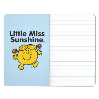 Little Miss | Little Miss Sunshine is a Ray of Sun Journal