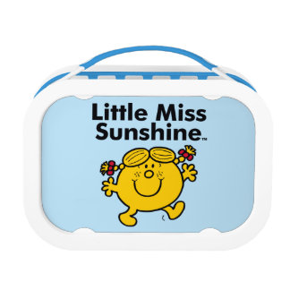 Little Miss | Little Miss Sunshine is a Ray of Sun Lunch Box