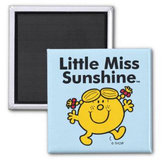 Little Miss   Little Miss Sunshine is a Ray of Sun Magnet