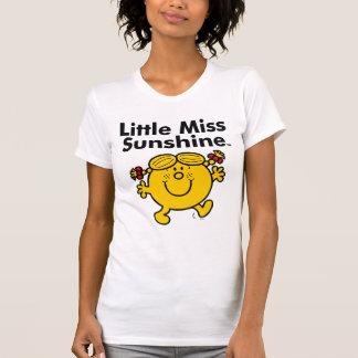 Little Miss   Little Miss Sunshine is a Ray of Sun T-Shirt