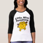Little Miss | Little Miss Sunshine is a Ray of Sun T-Shirt