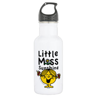 Little Miss | Little Miss Sunshine Laughs 532 Ml Water Bottle