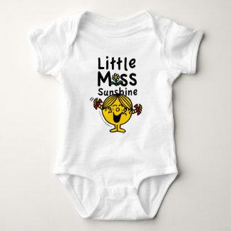 Little Miss   Little Miss Sunshine Laughs Baby Bodysuit