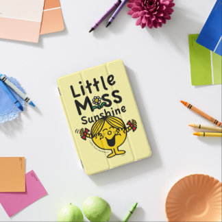 Little Miss | Little Miss Sunshine Laughs iPad Mini Cover