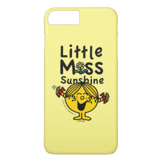 Little Miss | Little Miss Sunshine Laughs iPhone 8 Plus/7 Plus Case