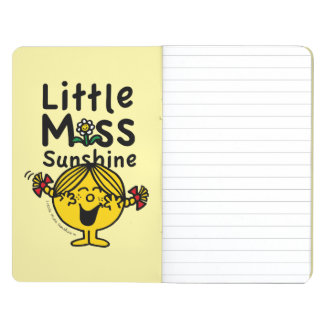 Little Miss | Little Miss Sunshine Laughs Journal