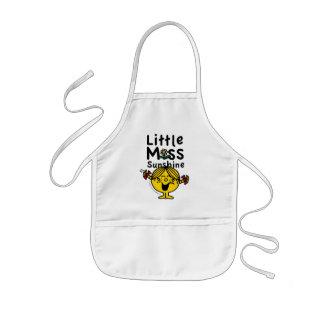 Little Miss | Little Miss Sunshine Laughs Kids Apron