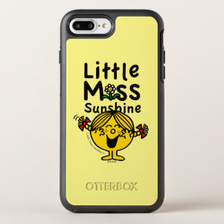 Little Miss | Little Miss Sunshine Laughs OtterBox Symmetry iPhone 8 Plus/7 Plus Case