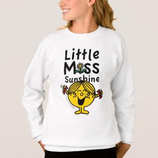 Little Miss   Little Miss Sunshine Laughs Sweatshirt