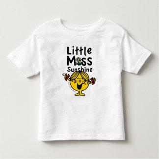 Little Miss | Little Miss Sunshine Laughs Toddler T-shirt
