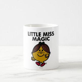 Little Miss Magic | Black Lettering Coffee Mug