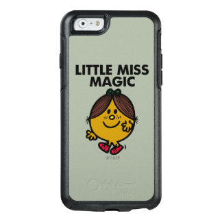 Little Miss Magic | Black Lettering OtterBox iPhone 6/6s Case