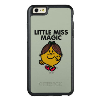 Little Miss Magic | Black Lettering OtterBox iPhone 6/6s Plus Case