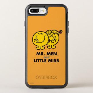 Little Miss & Mr. Little OtterBox Symmetry iPhone 7 Plus Case