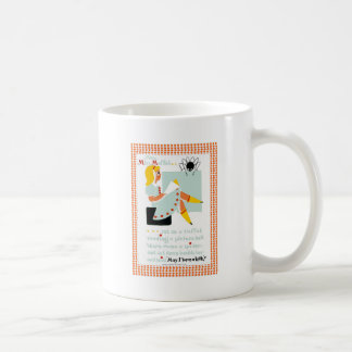 Little_Miss_Muffet_1940s_WPA_poster.jpg Coffee Mug