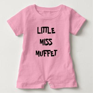 LITTLE MISS MUFFET BABY ROMPER
