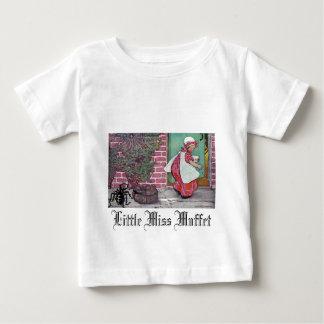 Little Miss Muffet Baby T-Shirt