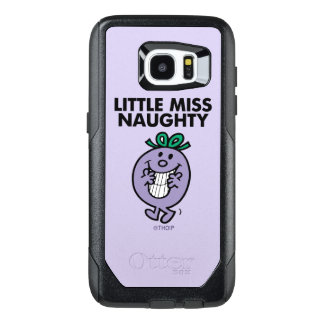 Little Miss Naughty | Huge Smile OtterBox Samsung Galaxy S7 Edge Case