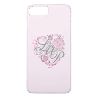 Little Miss Princess - 100% Perfection iPhone 7 Plus Case