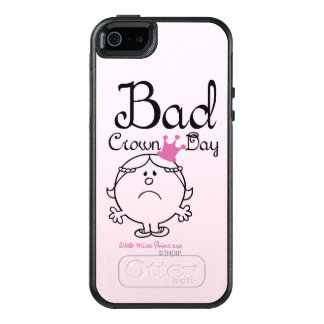 Little Miss Princess | Bad Crown Day OtterBox iPhone 5/5s/SE Case