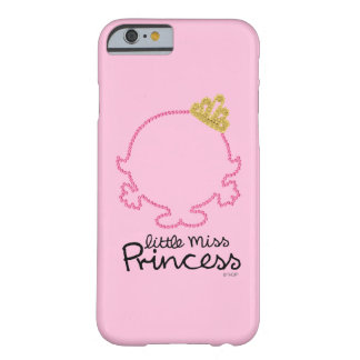 Little Miss Princess | Blank Face Barely There iPhone 6 Case