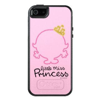 Little Miss Princess | Blank Face OtterBox iPhone 5/5s/SE Case