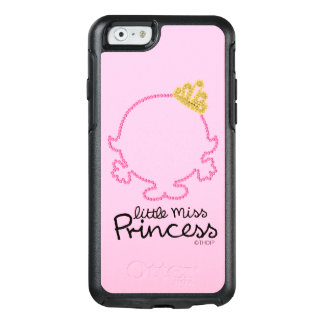Little Miss Princess | Blank Face OtterBox iPhone 6/6s Case