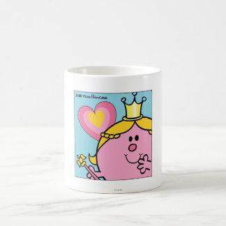 Little Miss Princess   Extreme Closeup Classic White Coffee Mug
