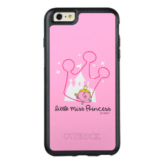 Little Miss Princess | Giant Pink Crown OtterBox iPhone 6/6s Plus Case
