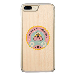 Little Miss Princess | I'm A Princess Carved iPhone 8 Plus/7 Plus Case