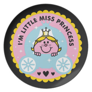 Little Miss Princess | I'm A Princess Plate