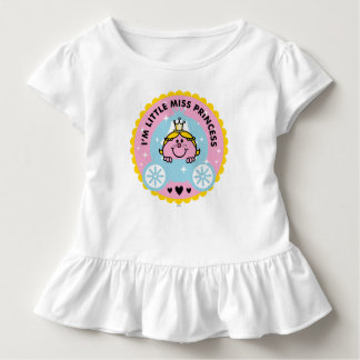 Little Miss Princess | I'm A Princess Toddler T-shirt
