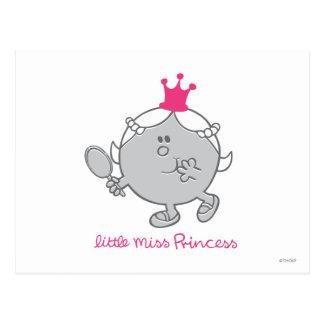Little Miss Princess | Mirror Mirror Postcard