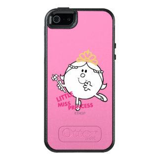 Little Miss Princess | Pink Lettering OtterBox iPhone 5/5s/SE Case