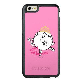 Little Miss Princess | Pink Lettering OtterBox iPhone 6/6s Plus Case