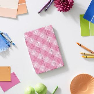 Little Miss Princess | Pretty In Pink Pattern iPad Mini Cover