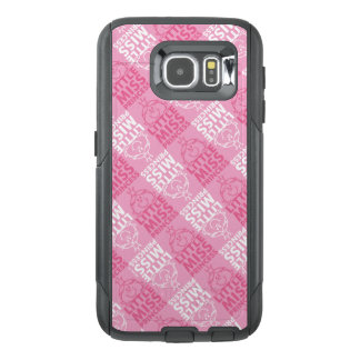 Little Miss Princess | Pretty In Pink Pattern OtterBox Samsung Galaxy S6 Case