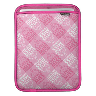 Little Miss Princess | Pretty In Pink Pattern Sleeve For iPads