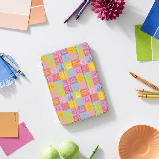 Little Miss Princess | Pretty Pastel Pattern iPad Mini Cover