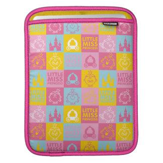 Little Miss Princess | Pretty Pastel Pattern iPad Sleeve