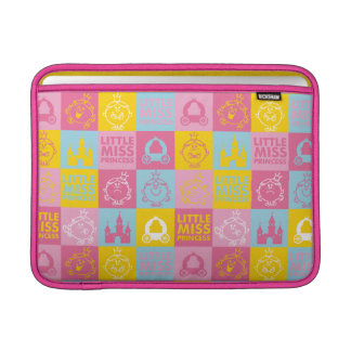 Little Miss Princess | Pretty Pastel Pattern MacBook Sleeve