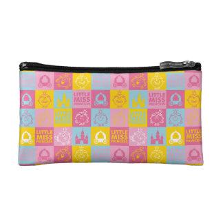 Little Miss Princess | Pretty Pastel Pattern Makeup Bag